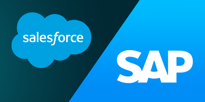 Salesforce Vs Sap Cloud Gegen Onpremise