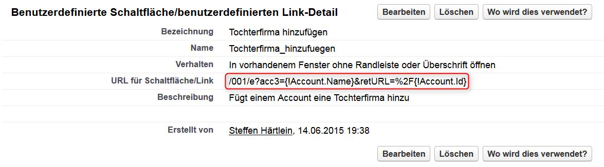 URL Hacking in Salesforce