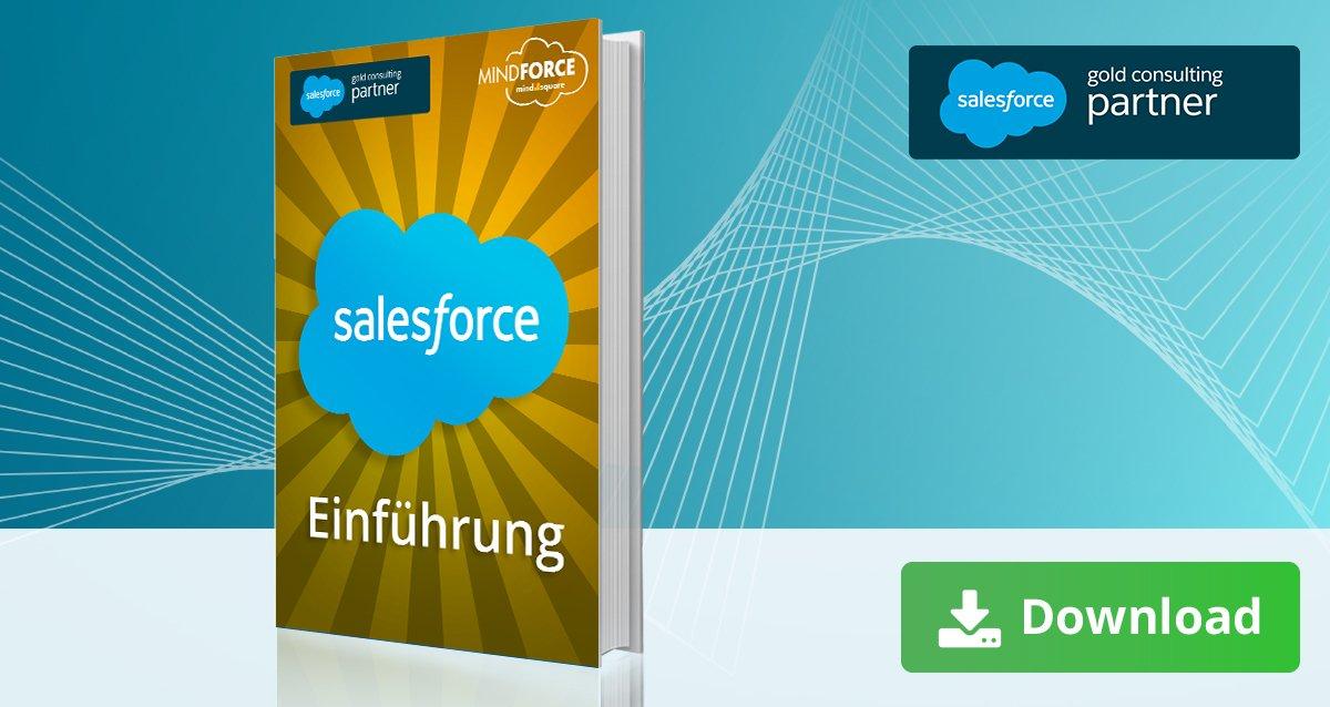 Salesforce Einfuehrung