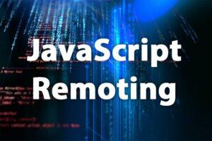 JavaScript Remoting