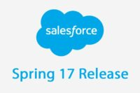 Salesforce Spring 17 Release