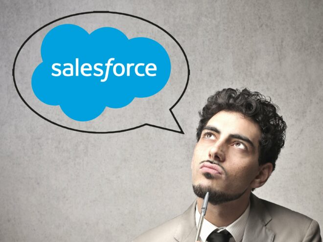 Salesforce Customizing