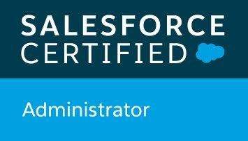 Pengyang Liu Salesforce Certified Administrator