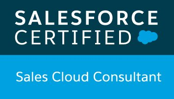 Alexander Herrmann - Salesforce Certified Sales Cloud Consultant