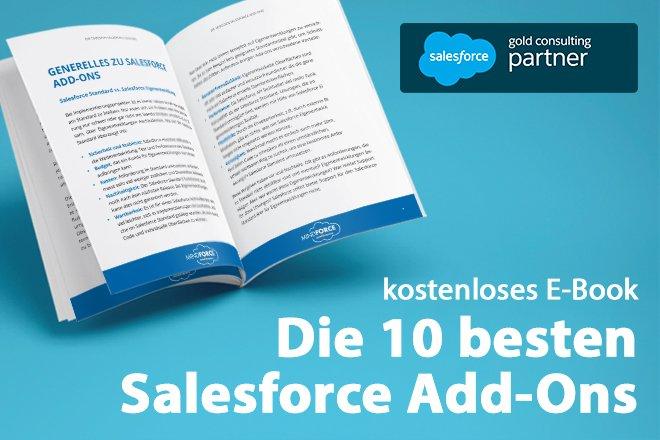 Die 10 besten Salesforce Add-Ons