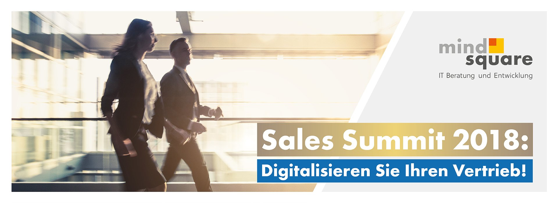 Sales Summit 2018