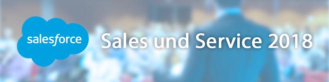 Sales und Service 2018
