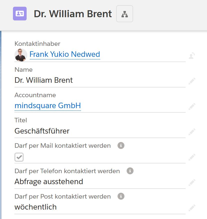 Salesforce Datenschutz konform