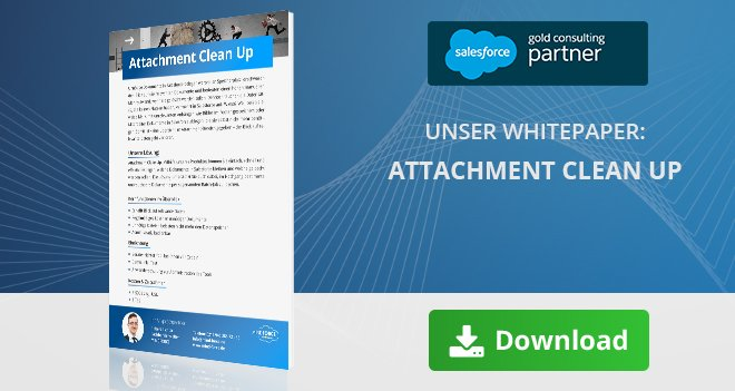 Salesforce Attachment Clean Up