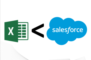 Excel vs. Salesforce