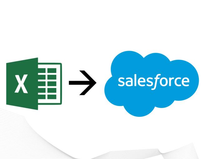 Von Excel auf Salesforce
