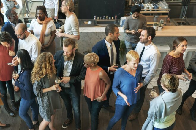 salesforce networking