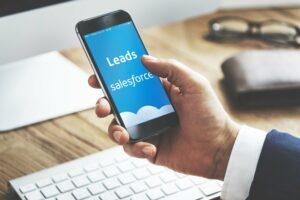 Salesforce Lead App