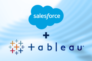 Salesforce akquiriert Tableau