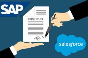 SAP Salesforce indirekte Nutzung
