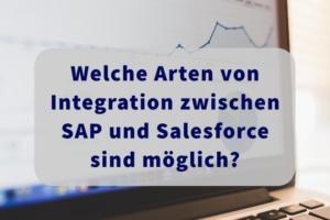 SAP Salesforce Integration