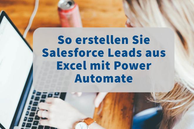 Salesforce Leads