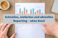 Excel ist als Reporting-Tool weit verbreitet, hat aber viele Nachteile. Salesforce schafft hier Abhilfe.