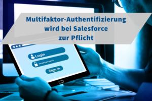 Multifaktor-Authentifizierung